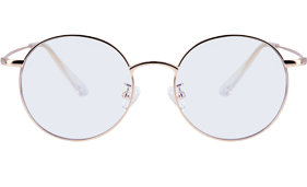 iris-circular-gold2-lunette anti lumiere bleue