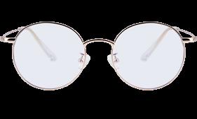 iris-circular-gold2-lunette anti lumiere bleue
